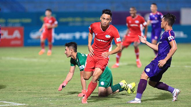 Lịch thi đấu bóng đá hôm nay. Trực tiếp Quảng Ninh vs Bình Dương, Viettel vs Sài Gòn. BĐTV,
