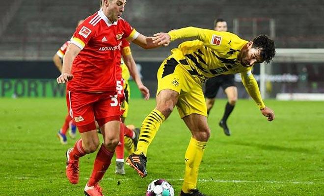 Dortmund vs Union Berlin, lịch thi đấu bóng đá, trực tiếp bóng đá, Bundesliga