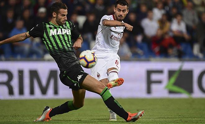 Milan vs Sassuolo, trực tiếp bóng đá, lịch thi đấu bóng đá, Serie A