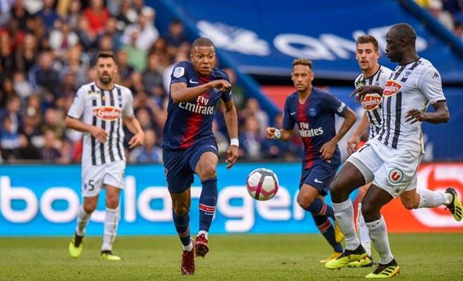 PSG vs Angers, trực tiếp bóng đá, lịch thi đấu bóng đá