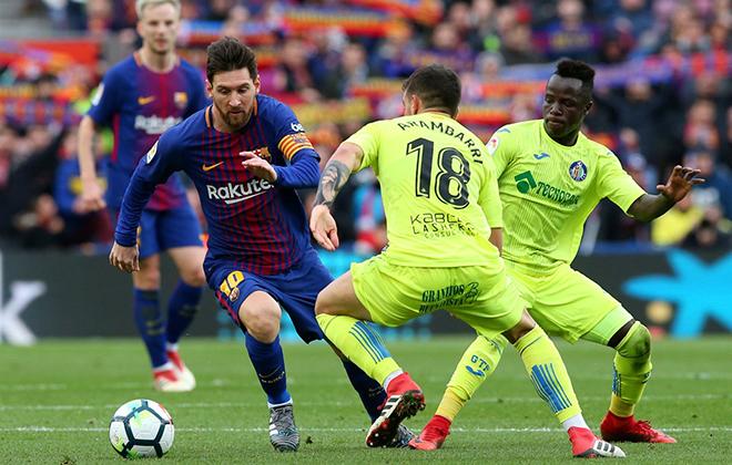 Lịch thi đấu bóng đá, Barcelona vs Getafe, Leicester vs West Brom, K+, K+PM, BĐTV, trực tiếp bóng đá, trực tiếp Barcelona vs Getafe, trực tiếp Leicester vs West Brom