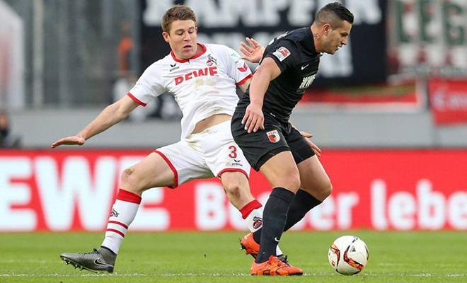 Augsburg vs Cologne, trực tiếp bóng đá, lịch thi đấu bóng đá, Bundesliga