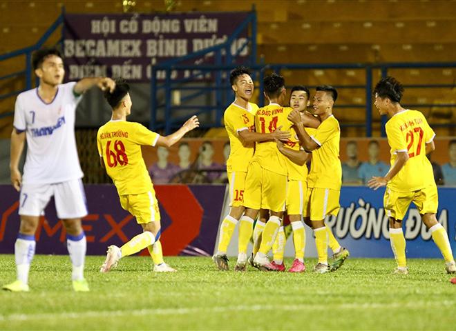 U19 Đồng Tháp vs U19 Hà Nội, trực tiếp bóng đá