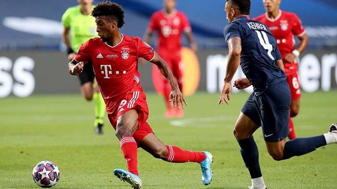 Bayern vs PSG, trực tiếp bóng đá, lịch thi đấu bóng đá, C1