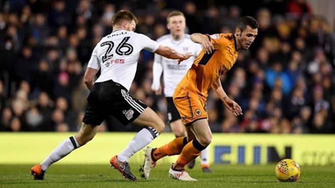 Fulham vs Wolves, trực tiếp bóng đá, lịch thi đấu bóng đá, Ngoại hạng Anh