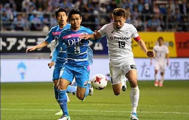 Cerezo Osaka vs Avispa Fukuoka, trực tiếp bóng đá