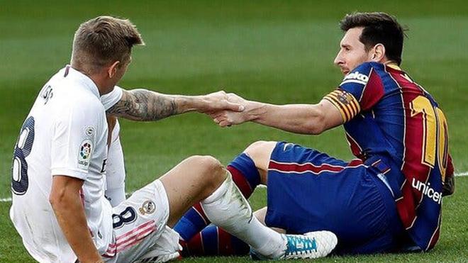 Lịch thi đấu bóng đá hôm nay. Trực tiếp Real Madrid vs Barcelona. BĐTV, SCTV