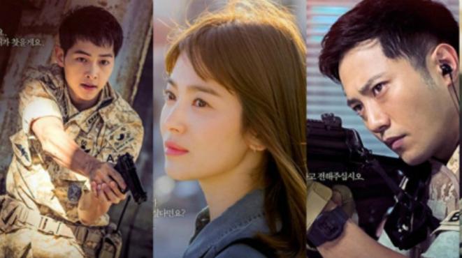 'Hậu duệ mặt trời': Bắt đầu tìm kiếm Song Hye Kyo và Song Jong Ki phiên bản Việt