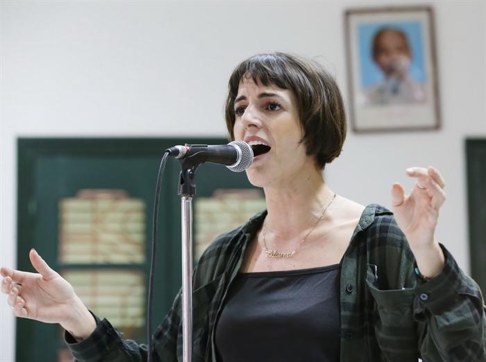 Nữ ca sĩ người Mỹ Lilianna Pedroni