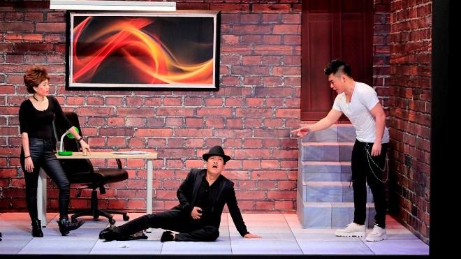 Tập 7 'Ơn giời cậu đây rồi': Trường Giang - Lê Dương Bảo Lâm diễn sung khiến giám khảo Hoài Linh phải 'nhập cuộc'