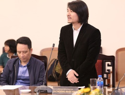 Đạo diễn Hoàng Nhật Nam: Làm Tổng đạo diễn Lễ trao giải Cống hiến 14 là một thắng lợi thú vị