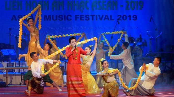 Khai mạc liên hoan âm nhạc ASEAN 2019: Nghệ sỹ tham gia phải nằm trong biên chế của đơn vị