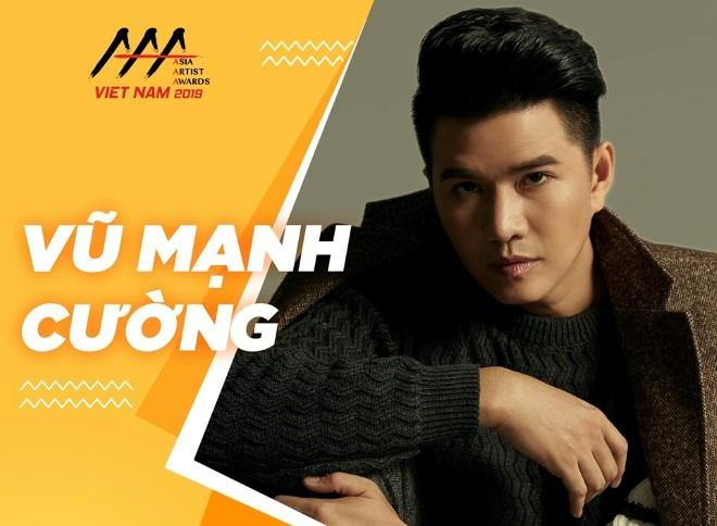 aaa 2019, asia artist awards 2019, line up aaa, vpop, bích phương, bảo thanh, quốc trường, mc vũ mạnh cường