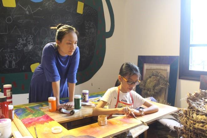 Thai Nguyen, Nguyễn Thùy Trang, Lê Thu Hà Bình
