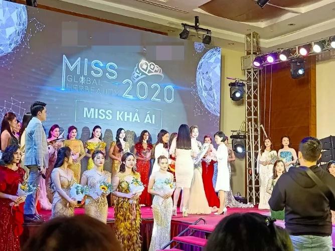 Miss Global Her Beauty, thi chui, Thi chui, phạt 49 triệu đồng, Phạt 49 triệu đồng, miss global her beauty, MISS global her beauty, hoa hậu chui, Hoa hậu chui