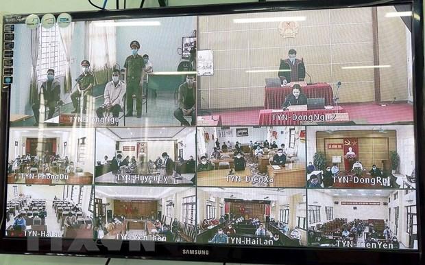 Tính răn đe, giáo dục từ phiên tòa đầu tiên xét xử hành vi vi phạm trong phòng, chống dịch COVID-19