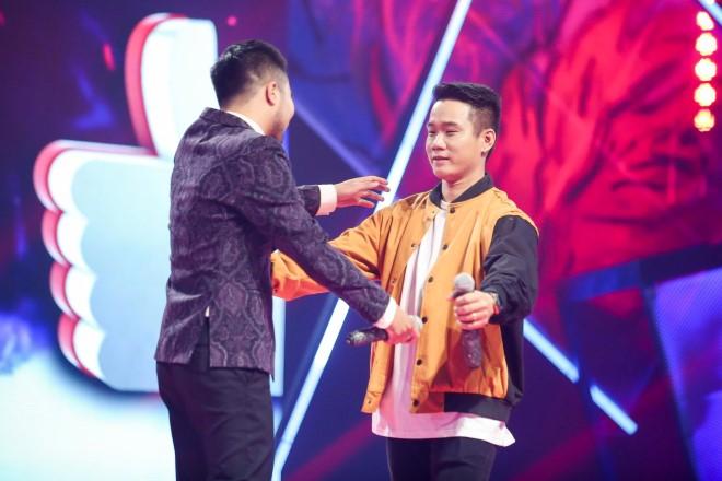King of Rap, King of Rap tập 7, VTV3, RichChoi, Pháo, Rap Việt, nhạc rap