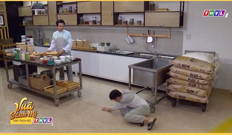 Vua bánh mì, Vua bánh mì tập 8, vua bánh mì Việt Nam, phim vua bánh mì, THVL1, Thân Thúy Hà, Nhật Kim Anh, Cao Minh Đạt