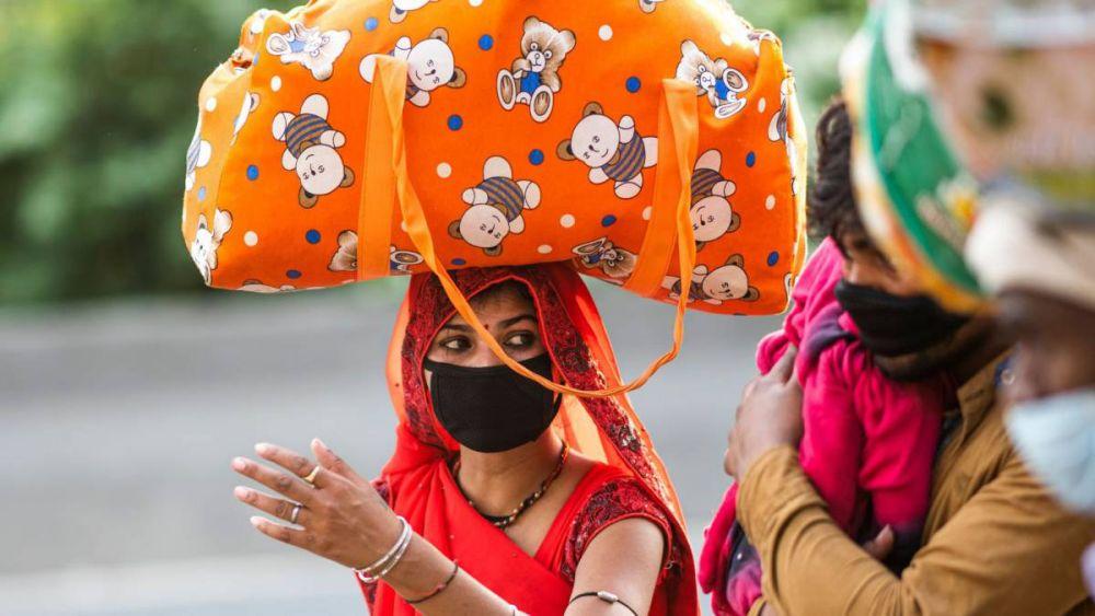 DịchCOVID-19: Ấn Độ ghi nhận số ca nhiễm trong ngày cao nhất từ trước đến nay