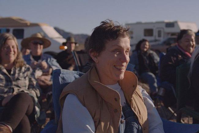 Nomadland, Phim Nomadland, Nomadland thắng lớn tại lễ trao giải điện ảnh BAFTA, giải điện ảnh BAFTA, giải thưởng điện ảnh BAFTA