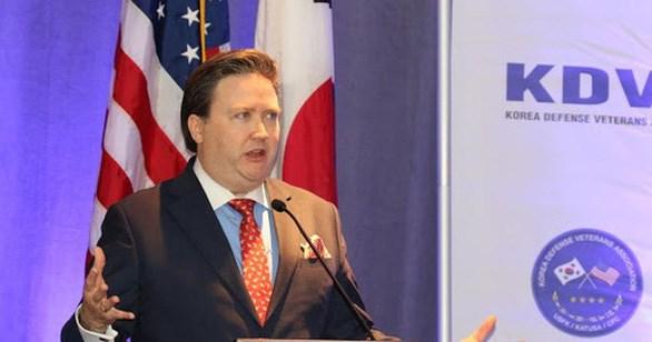 Đại sứ Mỹ, Ông Marc Evans Knapper, Đại sứ Mỹ tại Việt Nam