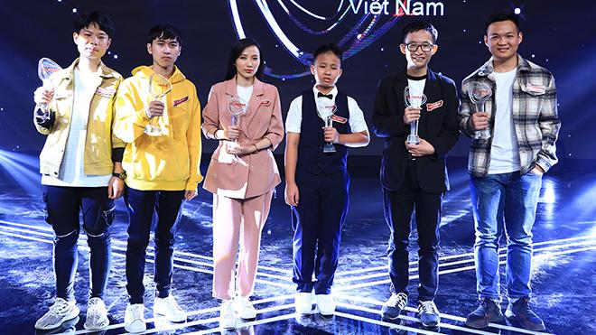 'Siêu trí tuệ Việt Nam': Tranh cãi vì 6 cái tên được chọn thi quốc tế