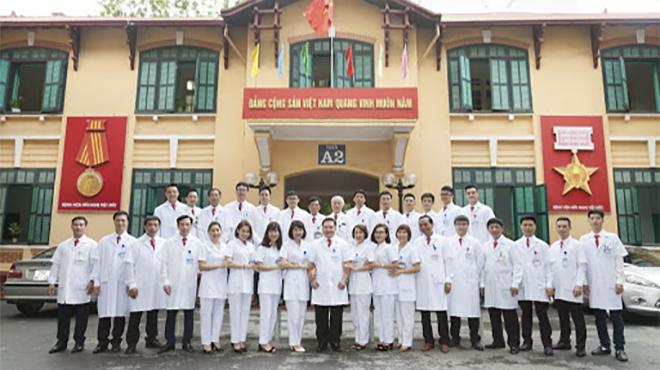 Bệnh viện Việt Đức xác lậpkỷ lục mới với ca ghép thận thứ 1000