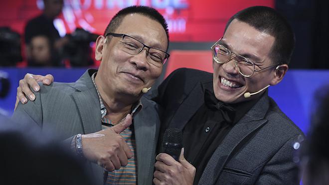 Giám khảo Lại Văn Sâm bênh vực Wowy khi ngồi ghế nóng 'Siêu trí tuệ Việt Nam'