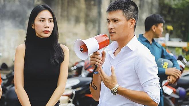 Công Vinh bảo vệ Thuỷ Tiên, truy tìm nhóm anti-fan công kích vợ