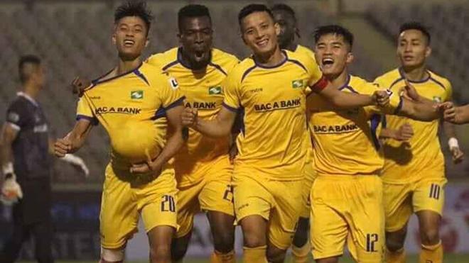VTV6 truc tiep bong da, VTV6, Nam Định vs SLNA, trực tiếp bóng đá, bóng đá Việt Nam, trực tiếp Nam Định đấu vưới SLNA, Sông Lam Nghệ An, trực tiếp V-League 2020 vòng 7