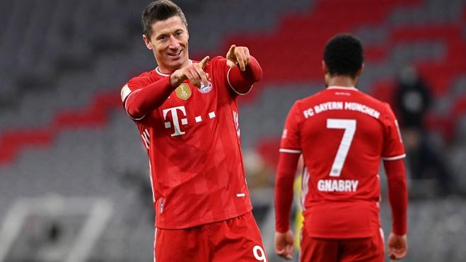 Bayern vs Dortmund, kết quả Bundesliga