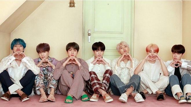 BTS cứu doanh thu cho cả K-pop trước lệnh cấm vận sao Hàn của Trung Quốc