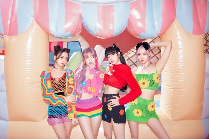 BTS, Blackpink, BTS và Blackpink, BTS Billboard, Blackpink Billboard, Blackpink Selena gomez, Blackpink Ice cream, Ice Cream, sour candy, sour candy blackpink, lady gaga