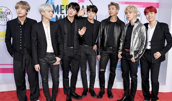 BTS, BTS AMA, BTS AMA 2020, BTS dự lễ trao giải, bts giải âm nhạc mỹ 2020, BTS trình diễn, BTS life goes on, BTS thời trang, BTS dự sự kiện, AMA BTS phỏng vấn