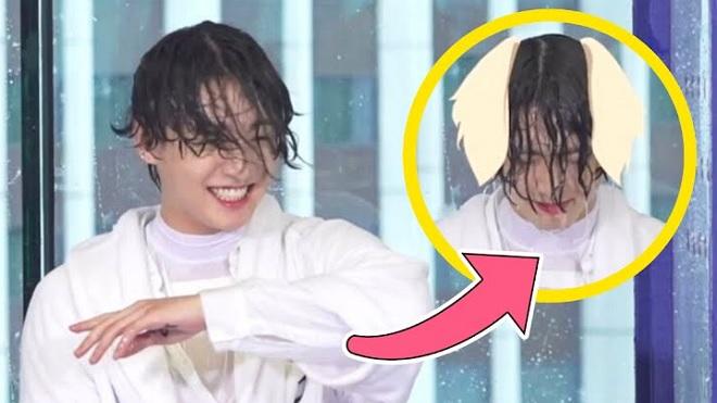 Siêu hài cảnh BTS chấp nhận bị dội nước để 'hành hạ' Jungkook