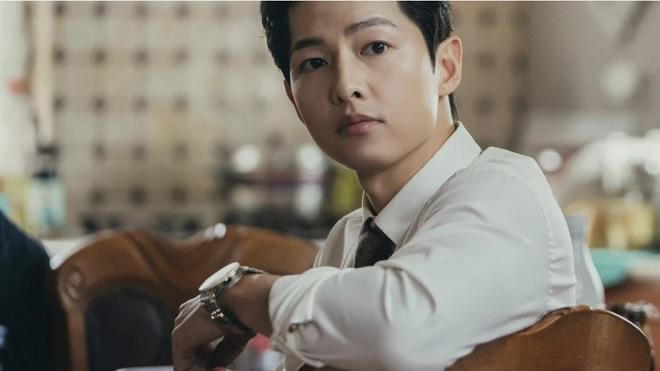 Choáng với loạt đồng hồ xa xỉ Song Joong Ki đeo trong 'Vincenzo'
