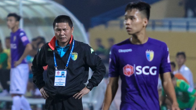 bong da, bóng đá Việt Nam, lịch thi đấu bóng đá hôm nay, trực tiếp bóng đá, lịch thi đấu V League, HLV Thái Lan chê trung vệ Việt Nam, Hà Nội sắp thay 'tướng'
