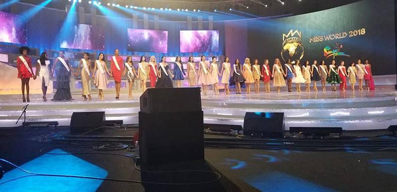 Trần Tiểu Vy, Chung kết hoa hậu thế giới, Miss World 2018, chung kết Miss World 2018, Hoa hậu Thế giới 2018, trực tiếp Miss World 2018, xem Chung kết hoa hậu thế giới