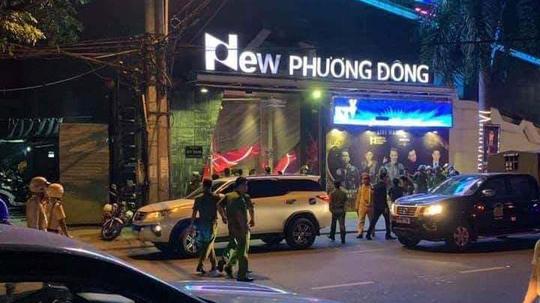 Công an đột kích vũ trường ở Đà Nẵng phát hiện 75 trường hợp dương tính với ma túy
