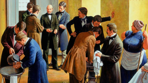Ignaz Semmelweis, bác sĩ đầu tiên khuyên nên rửa tay với cuộc đời bi thảm xuất hiện trên Google Doodle