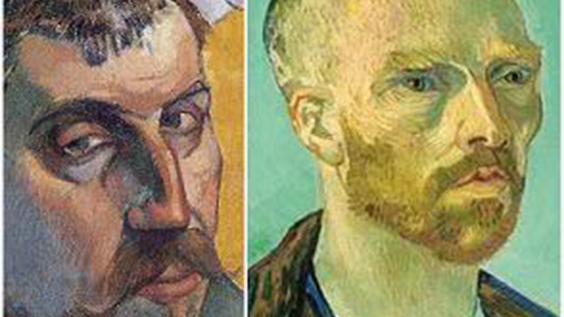 Hai danh họa thiên tài Van Gogh và Paul Gauguin: Bạn hay thù và cái kết