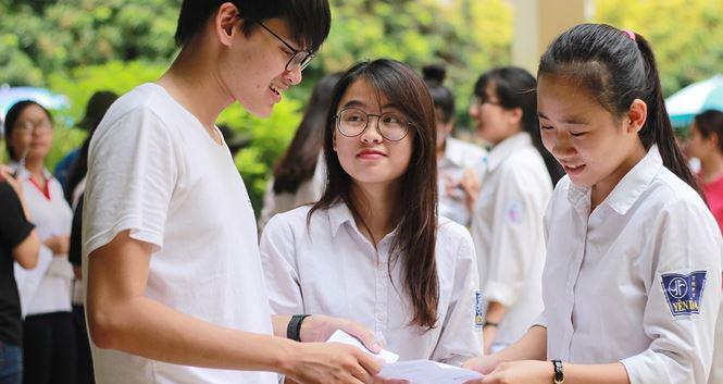 TP HCM công bố điểm thi tuyển sinh lớp 10