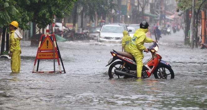 Dự báo thời tiết ngày 4/8: Cả nước có mưa rất to