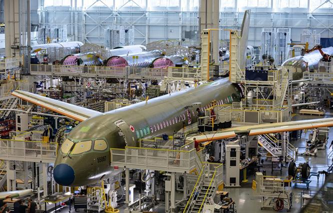 Đức phát hiện ổ dịch Covid-19 ở nhà máy sản xuất máy bay Airbus tại Hamburg
