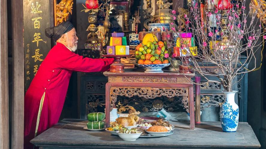Tìm bản nguyên Tết Nguyên đán và nghi lễ Tết cung đình các triều đại Việt Nam