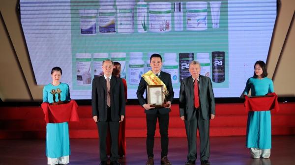 Herbalife Việt Nam nhận giải thưởng 'Sản phẩm vàng vì Sức khỏe cộng đồng'