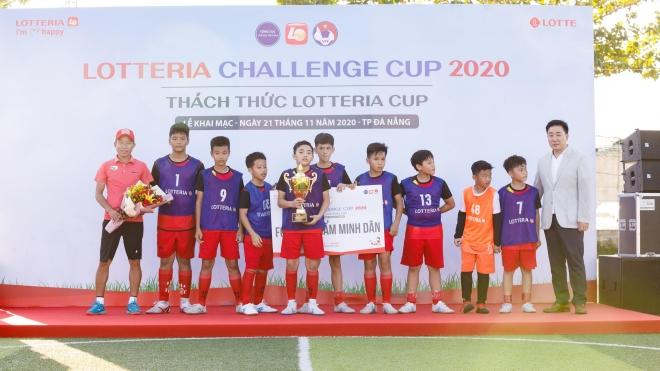 Vòng loại Thách thức Lotteria Cup 2020 cập bến thành phố biển Đà Nẵng