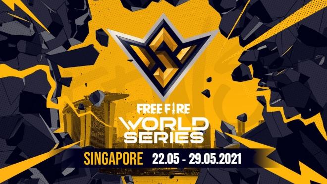 Garena công bố giải Free Fire World Series 2021 Singapore với tổng giải thưởng lên tới 2 triệu đô
