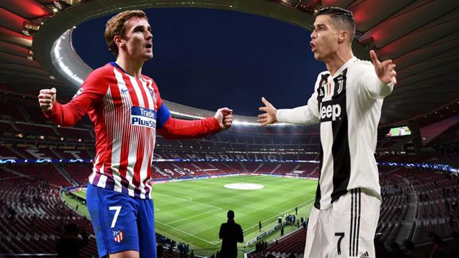 Lịch thi đấu và trực tiếp bóng đá Cúp C1 - lượt về vòng 1/8: Juventus vs Atletico, Bayern vs Liverpool