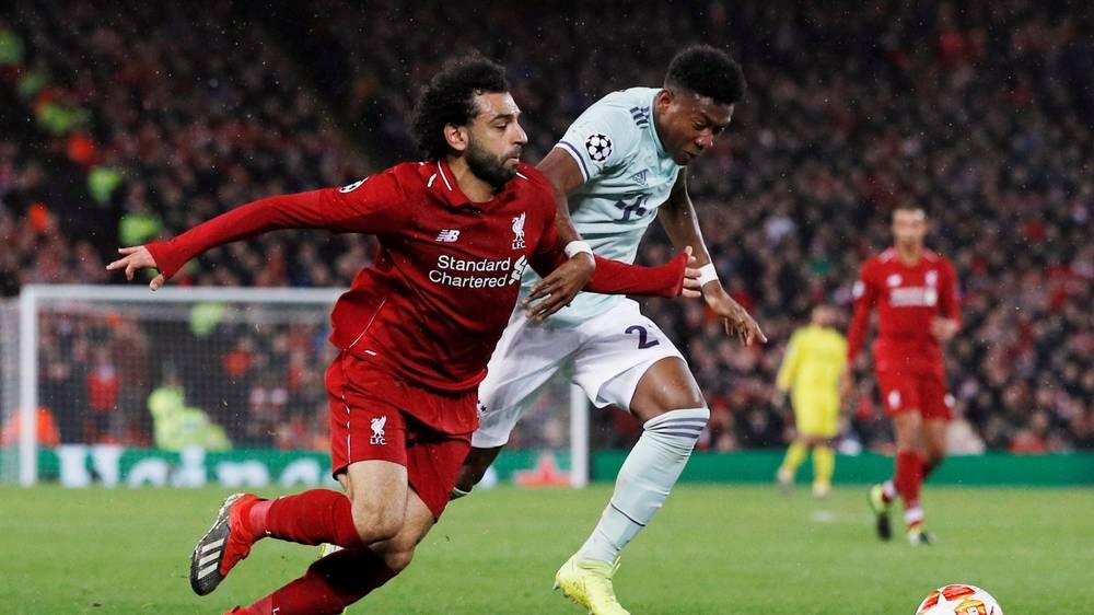 Lịch thi đấu và trực tiếp bóng đá Cúp C1 hôm nay: Bayern Munich vs Liverpool, Barcelona vs Lyon